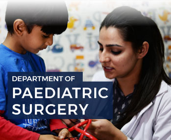 Department of Pediatric surgery