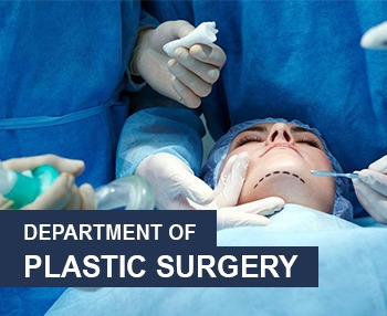 Department of Plastic surgery